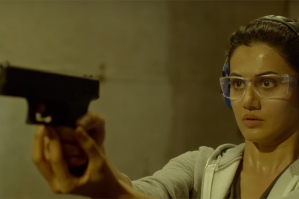 Tapsee Pannu hits the bulls eye with her ko performance