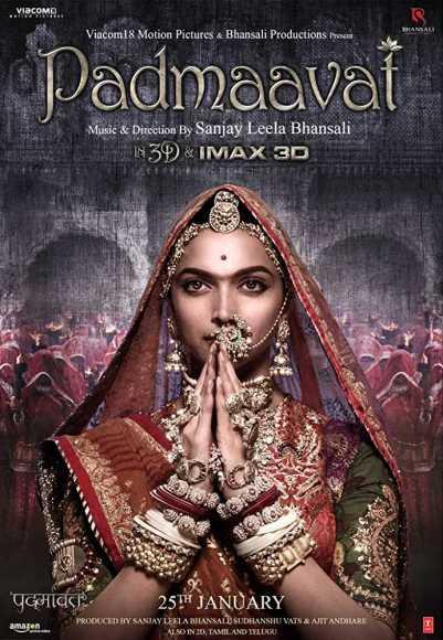 Padmaavat_Poster