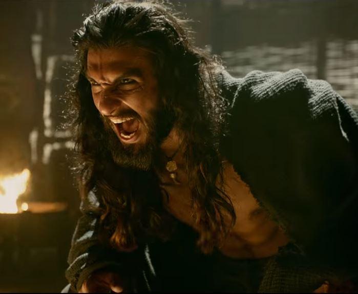 Ranveer Singh - ferociously feline
