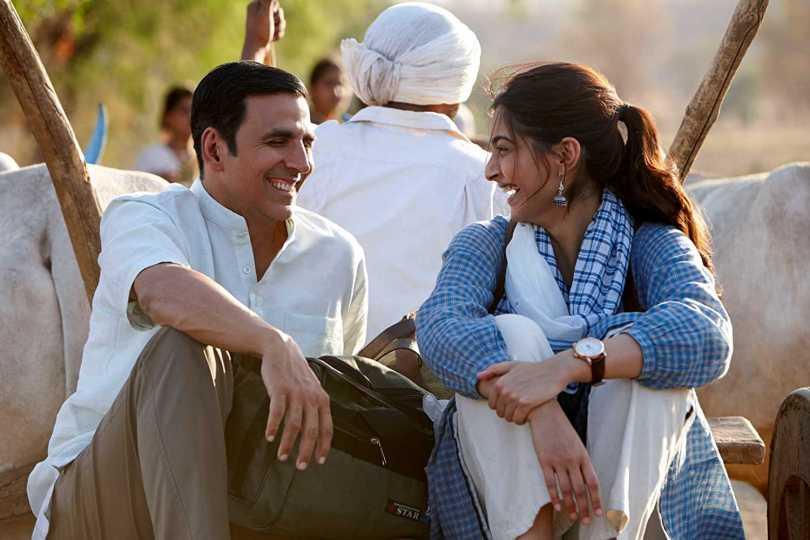 Akshay Kumar, Sonam Kapoor - travelling will bury distances
