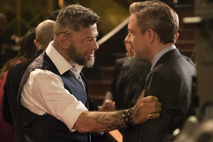 Andy Serkis, Martin Freeman - casino royale