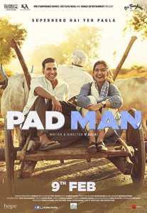 Pad Man Poster