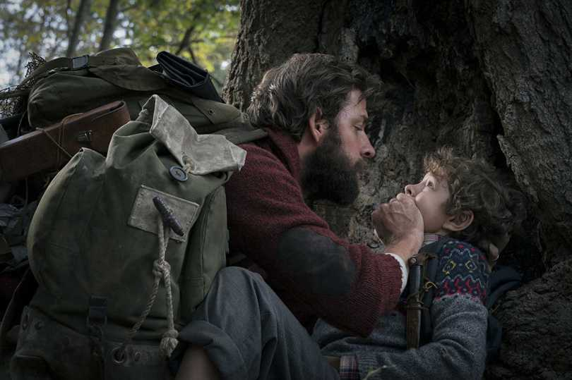 John Krasinski, Noah Jupe - the only way to survive