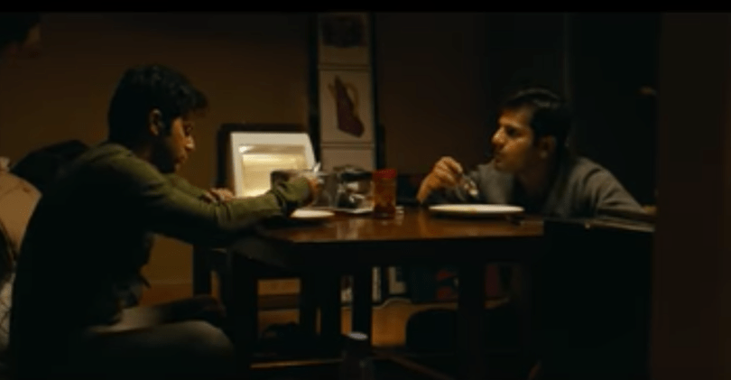 Varun Dhawan, Sahil Vadoliya - morose for dinner