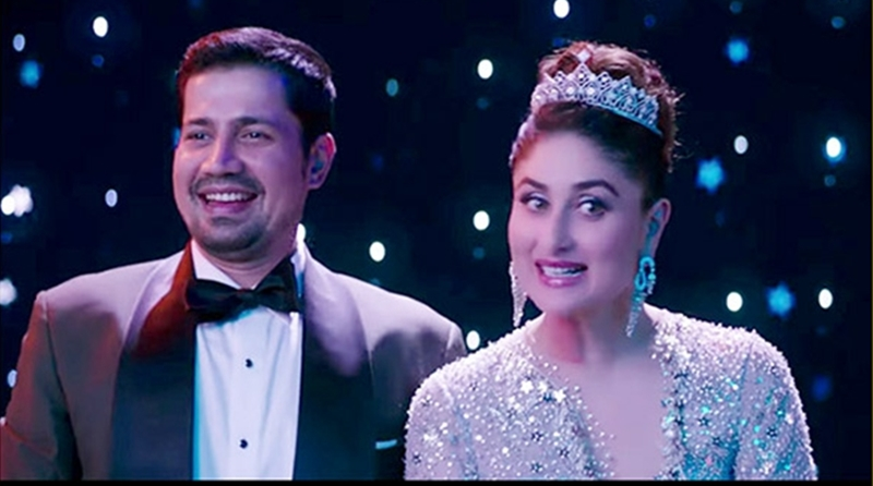 Sumeet Vyas, Kareena Kapoor Khan - over the moon