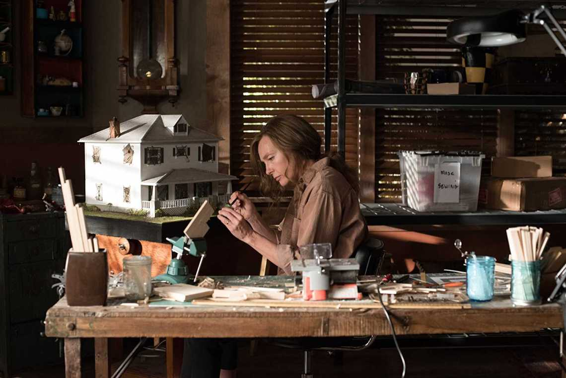 Toni Collette is a diorama and drama expert.