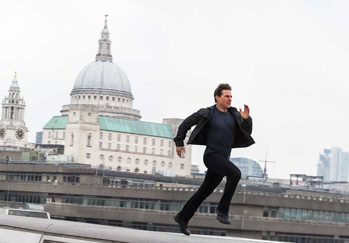 and also shows some mean running moves in London.