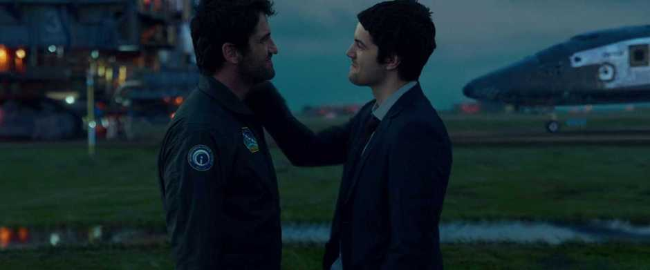 Gerard Butler and Jim Sturgess are relieved they aren't alone in this enterprise.