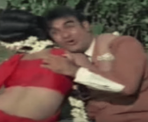 Rajendranath comes alive with Shabana in a sparkling Kishore-R.D. Burman song