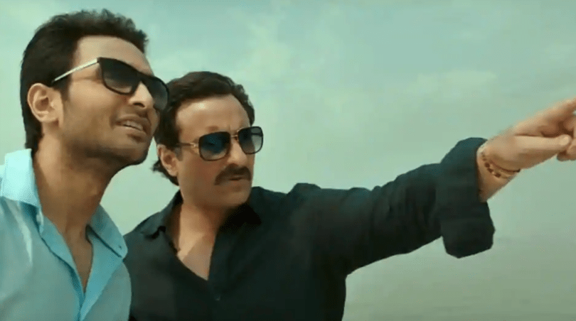 Rohan Mehra and Saif Ali Khan wonder at what could have been