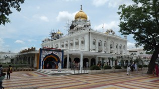 Gurudwara Bangla Sahib Sikh Temple