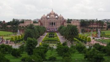 Akshardham Hindu Temple