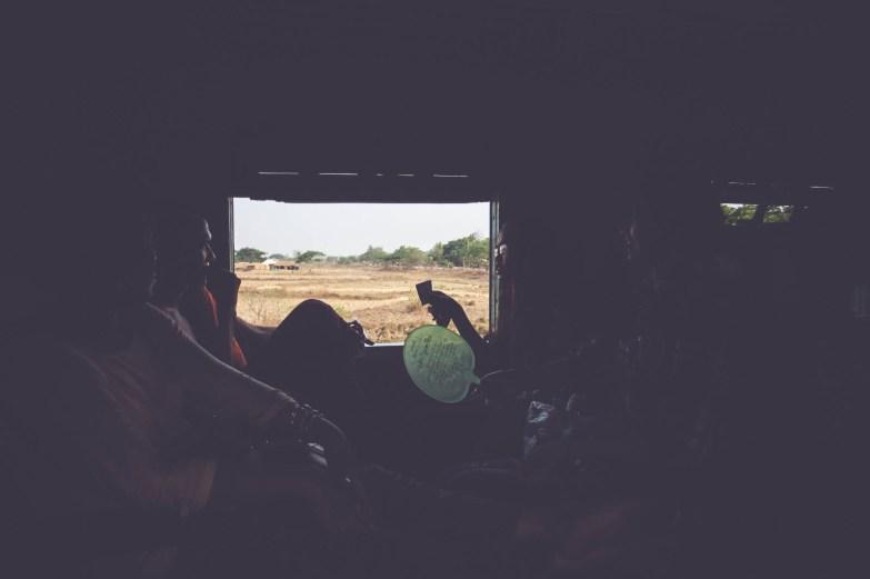 รถไฟ พม่า