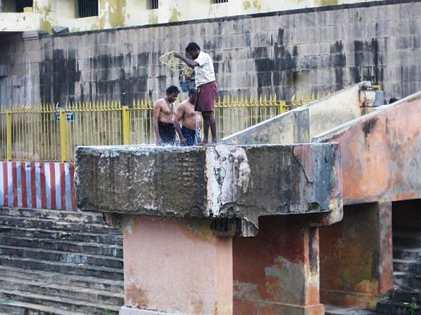 Rameshwaram 23 Bath