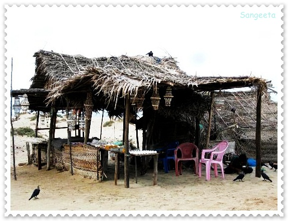 Dhanushkodi Hut