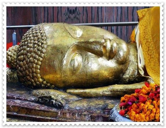 Kushinagar.BuddhaFace