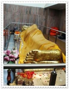 Kushinagar Sleeping Buddha