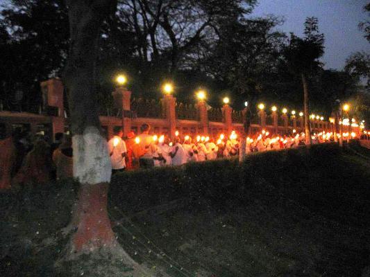 Bodhgaya Butter Lamp