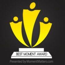 Best Moment Blogger Award