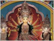 Durga Ahiritola Kolkata