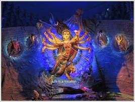 Durga Barisha Kolkata