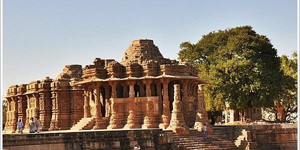 Grandeur of the Modhera Sun Temple, Gujarat, India