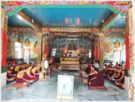 Bylakuppe Tibetan Settlement