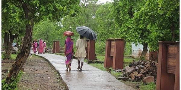 Omkareshwar Parikrama, India