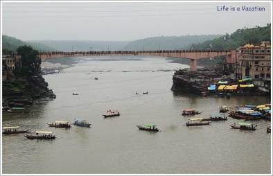 Omkareshwar-Old Bridge