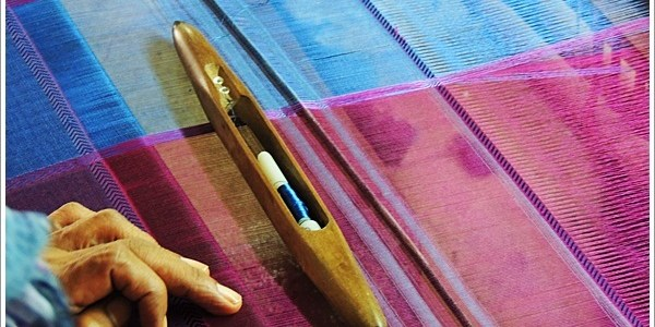 Threads of Love- Maheshwari Handloom