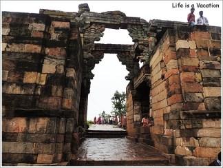 Omkareshwar Parikrama- Chand Suraj Dwara
