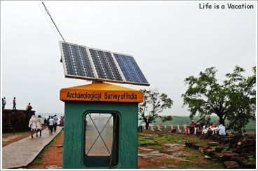 Omkareshwar Parikrama Solar Panel