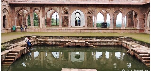 Mandu Monsoon Romance: Baz Bahadur Palace
