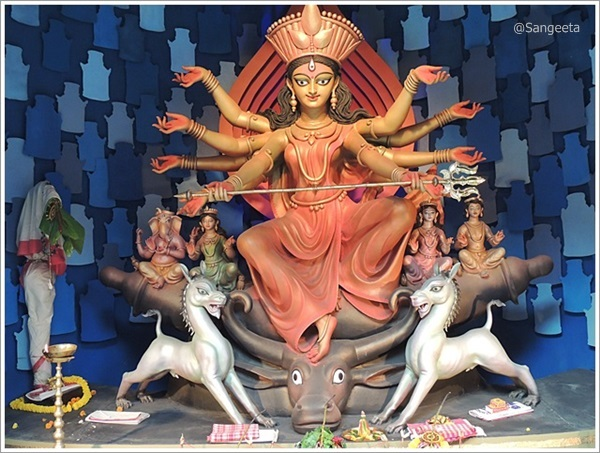25 Must See Kolkata Durga Puja, 2014