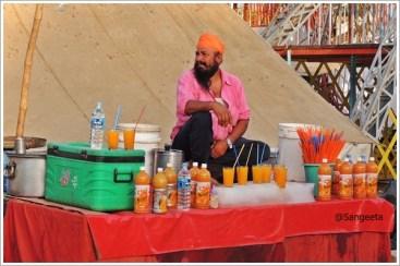 Pushkar Fair Rajasthan Food