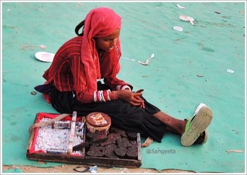 Pushkar Fair Rajasthan Children