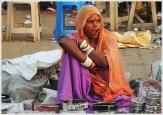 Pushkar Fair Mela 2014 Rajasthan Lady