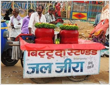 Pushkar Mela Fair 2014 Rajasthan Food