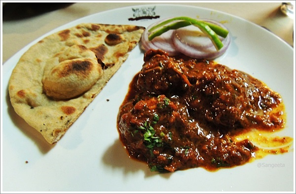Tastes of Rajasthan - Laal Maas