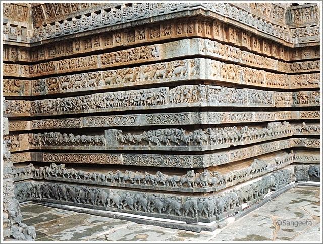 Hoysaleswar Temple Halebidu Karnataka