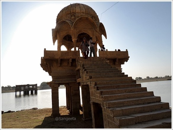 Jaisalmer Gadsisar Lake