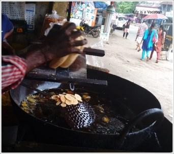 Banana Chips in Alleppey Kerala