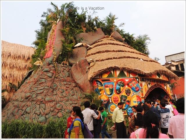 25 must see kolkata durga puja pandals 2015 durgapuja 2015 mohdalipark pandal thecheapjerseys Choice Image