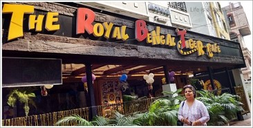 Royal Bengal Tiger Cafe, Kolkata