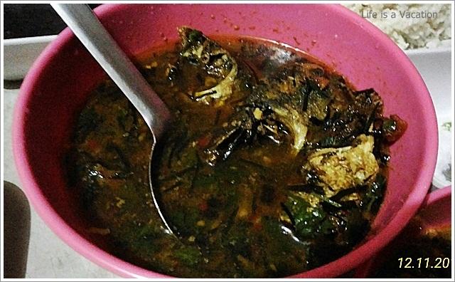 Manipur Fish Curry Nga Thongba