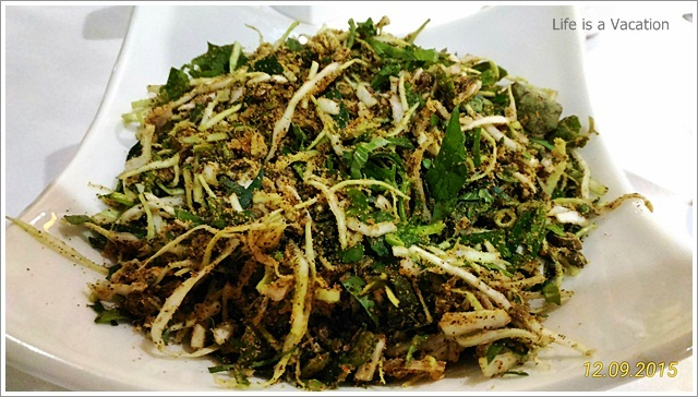 Manipur Cuisine Singju Salad