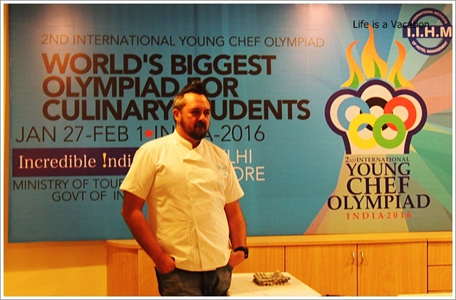 Young Chef Olympiad IIHM