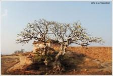 Badami Fort Trek Shivalaya -Tipu's Treasury