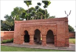 Guptipara-Kalna-Chaintanyadeb Temple