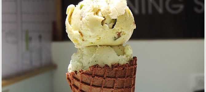 Ice Creams with a difference in Nutty Squirrel